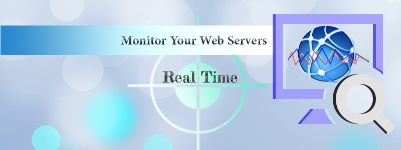 Monitor Your Web Servers Real Time