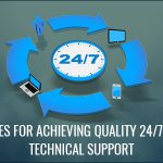 24*7 outsourcing technical support