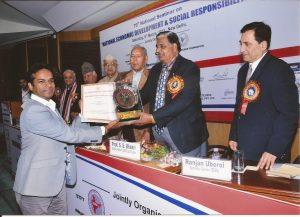 AIAF Award March 9th 2013 - India Habitat Center, Lodhi Road