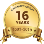 Carmatec-16-Year-badge