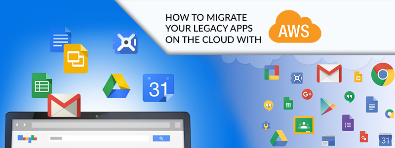 How to migrate your legacy apps on the cloud with AWS