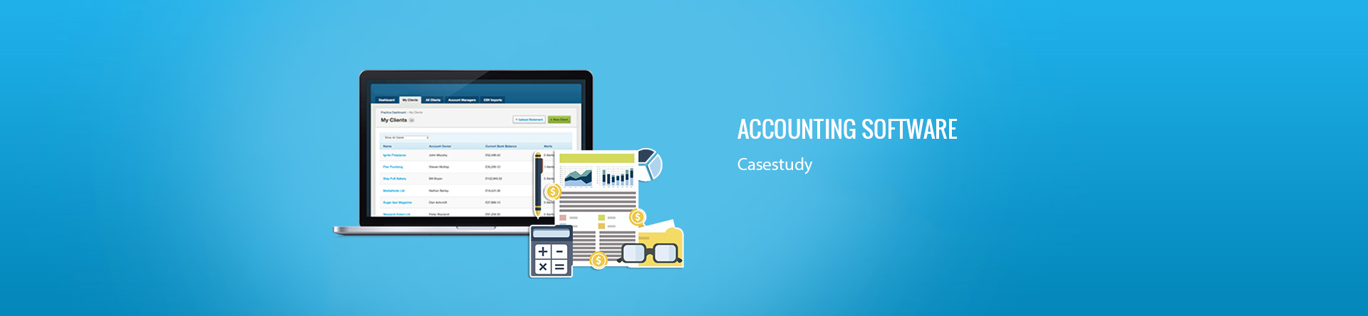 accounting software installation case study With an inefficient, manual accounting system in place, the organisation was  struggling to maintain control of its finances the problems were clear to  treasurer.