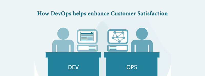 How DevOps helps enhance Customer Satisfaction