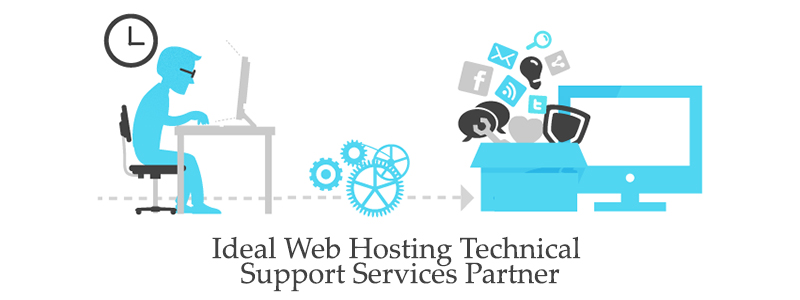 Ideal Traits of a 24/7 Web Hosting Technical Support Services Partner